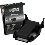 Zebra 800011-101 printer ribbon 1000 pages Black