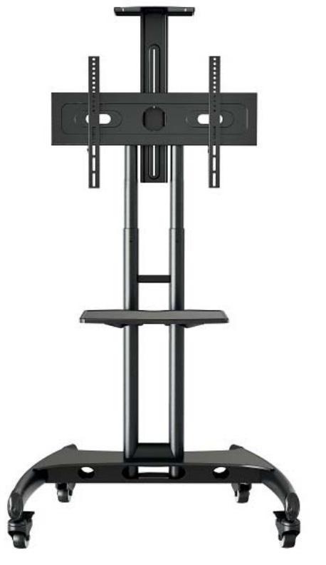 """Peerless TRVT561 signage display mount 152,4 cm (60"""") Negro"""