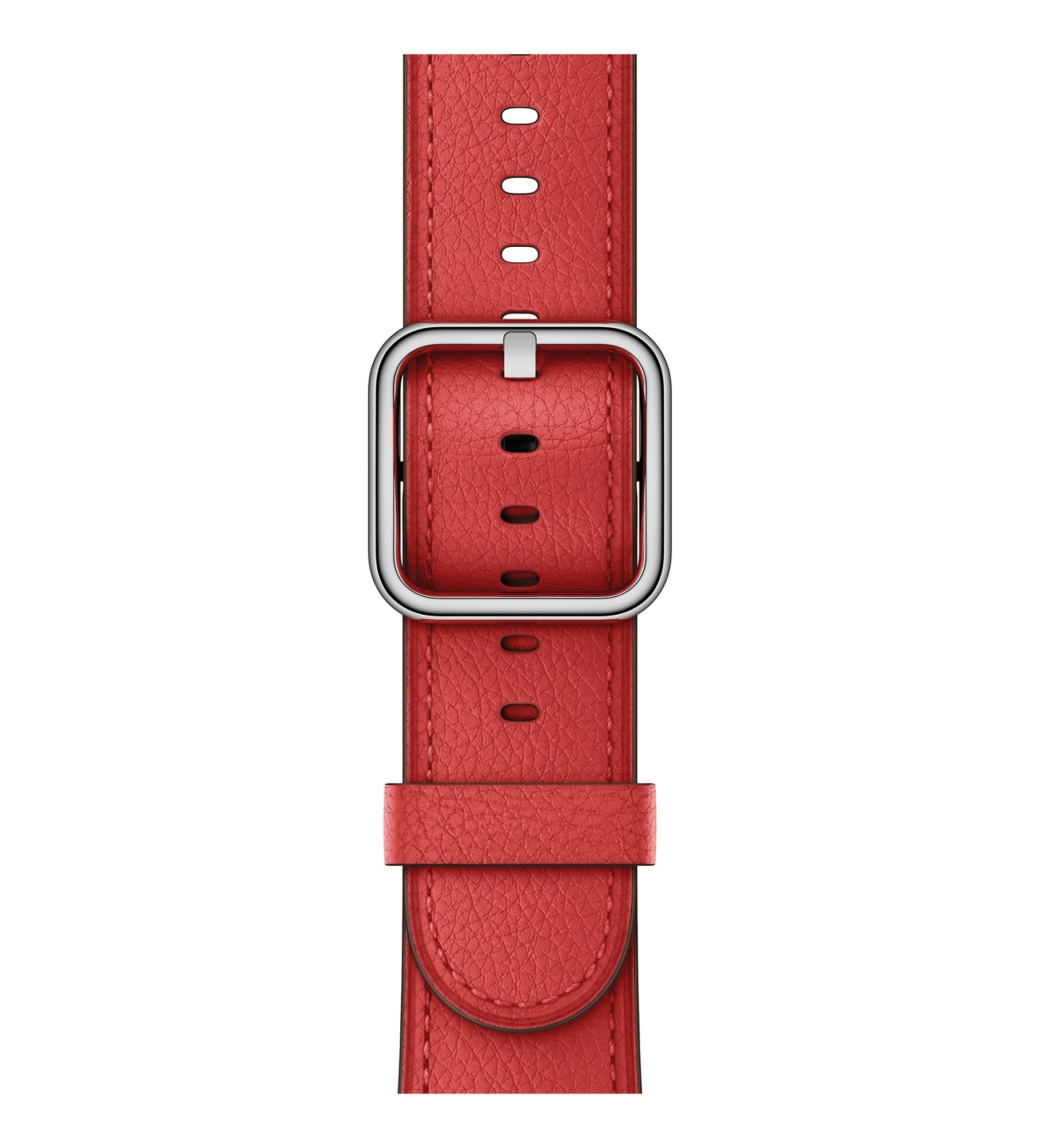 Apple 42mm Red Classic Buckle