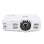 Acer Home H6517ST Beamer/Projektor 3000 ANSI Lumen DLP 1080p (1920x1080) 3D Kompatibilität Desktop-Projektor Weiß