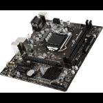 MSI H310M PRO-VDH Intel® H310 LGA 1151 (Socket H4) micro ATX