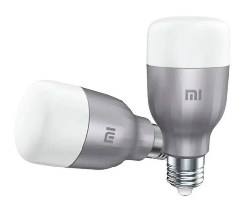Xiaomi GPX4025GL smart lighting Smart bulb Silver Wi-Fi 10 W
