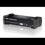 ATEN VanCryst 8 Port Video CAT5 Splitter with Audio, RS-232