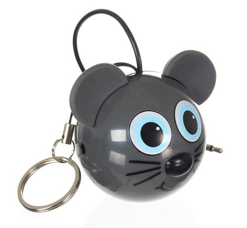 Kitsound Mini Buddy Mono portable speaker 2W Grey