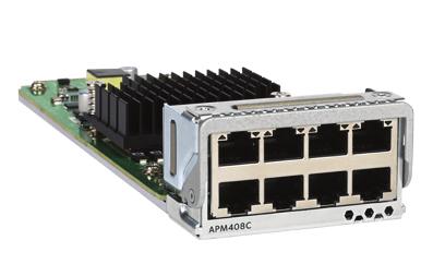 Netgear APM408C-10000S network switch module Gigabit Ethernet