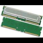 Hypertec 512MB RIMM Kit 0.5GB RDRAM 800MHz ECC memory module