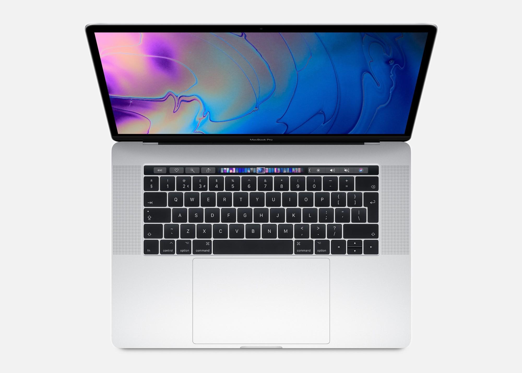 "Apple MacBook Pro Silver Notebook 39.1 cm (15.4"") 2880 x 1800 pixels 9th gen Intel® Core™ i9 16 GB DDR4-SDRAM 512 GB SSD"
