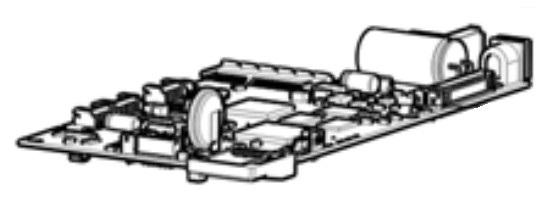 Zebra P1080383-419 pieza de repuesto de equipo de impresión Placa controladora
