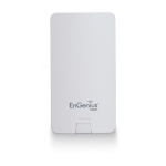 EnGenius ENS202 300Mbit/s Power over Ethernet (PoE) White WLAN access point
