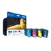 Brother LC-1100VALBP Ink cartridge multi pack, 450pg + 3x325pg, 9.5ml+3x7.5ml, Pack qty 4