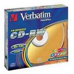Verbatim CD-RW 12x 700 MB 10 pc(s)