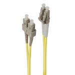 ALOGIC 5m LC-SC Single Mode Duplex LSZH Fibre Cable 09/125 OS2