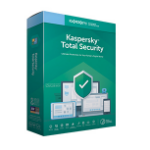 Kaspersky Lab Total Security 3 license(s)