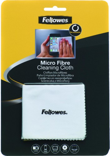 Fellowes 9974506 equipment cleansing kit Equipment cleansing dry cloths