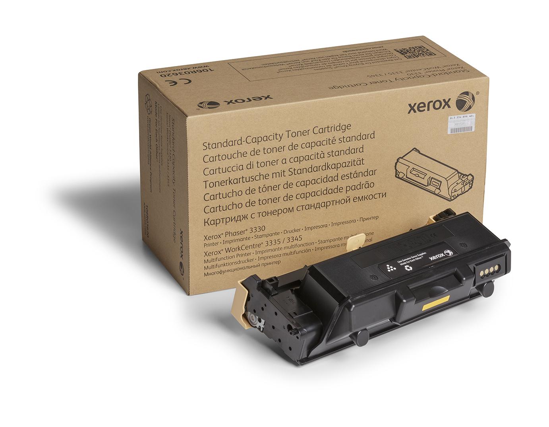 Xerox Phaser 3330 WorkCentre 3335/3345 Cartucho tóner NEGRO capacidad normal (2600 páginas)