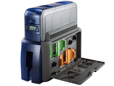 DataCard SD460 Dye-sublimation/Resin Thermal transfer Colour 300 x 300DPI Black,Blue plastic card printer