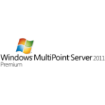 Microsoft Windows MultiPoint Server 2011 Premium, Sngl Lic, SA pk, OLP-B, EDU