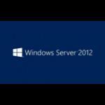 Microsoft Windows Server 2012, 1pk, 5u, DCAL, DSP, OEI, OEM, FRE