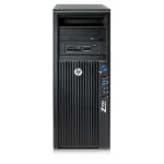 HP Z 420 2.4GHz E5-2665 Mini Tower Black