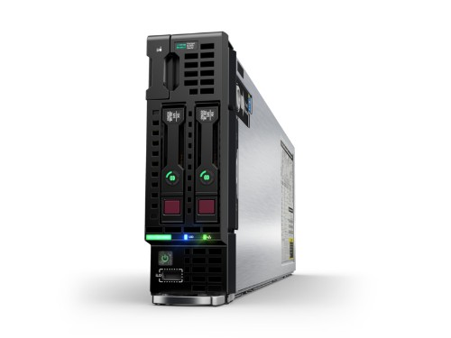 Hewlett Packard Enterprise ProLiant BL460c Gen10 server 2.3 GHz Intel® Xeon® Gold 6140 Blade