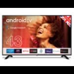 """Cello C4320G TV 109.2 cm (43"""") Full HD Smart TV Black"""