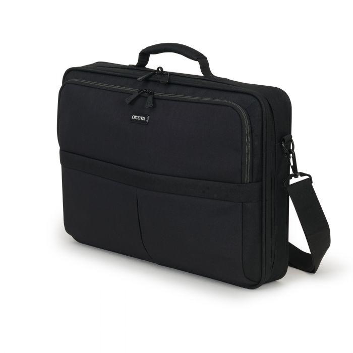 "Dicota Multi SCALE 35.8 cm (14.1"") Messenger case Black"