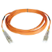 Tripp Lite 4.0m (13-ft.) Duplex MMF 50/125 Patch Cable, LC/LC