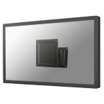 "Newstar FPMA-W75 30"" Black flat panel wall mount"
