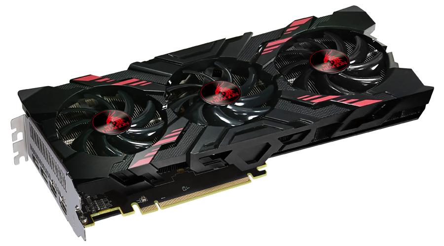 PowerColor Red Dragon RX VEGA 56 Radeon RX Vega 56 8 GB High Bandwidth Memory 2 (HBM2)