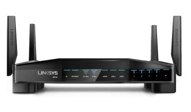 Linksys WRT32X Dual-band (2.4 GHz / 5 GHz) Gigabit Ethernet Black wireless router