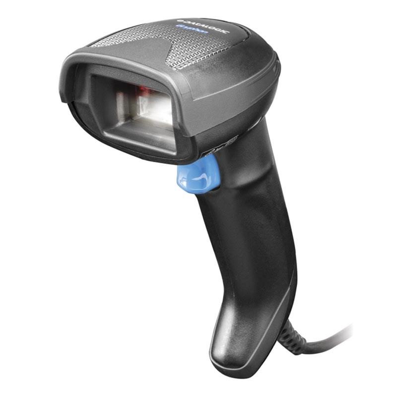 Datalogic Gryphon I GD4500 1D/2D Zwart Handheld bar code reader