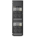 Hewlett Packard Enterprise StoreOnce 6500 120TB disk array Rack (42U) Black,Stainless steel