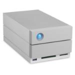 Seagate 2big Dock Thunderbolt 3 unidad de disco multiple 32 TB Torre Gris