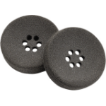 Plantronics 61871-01 headphone pillow Black Foam 2 pcs