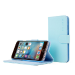"TheSnugg B00PASK3YK 4.7"" Folio Blue mobile phone case"