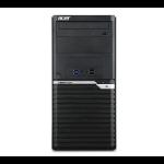 Acer Veriton M4650G 3GHz i5-7400 Black PC