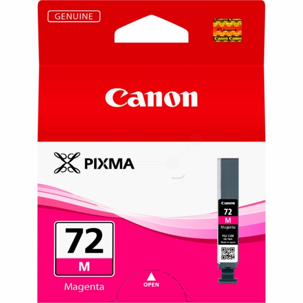 Canon 6405B001 (PGI-72 M) Ink cartridge magenta, 14ml