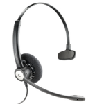 Plantronics Entera HW111N QD Monaural Head-band Black headset 79180-13
