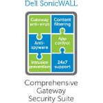 SonicWall Comprehensive Gateway Security Suite