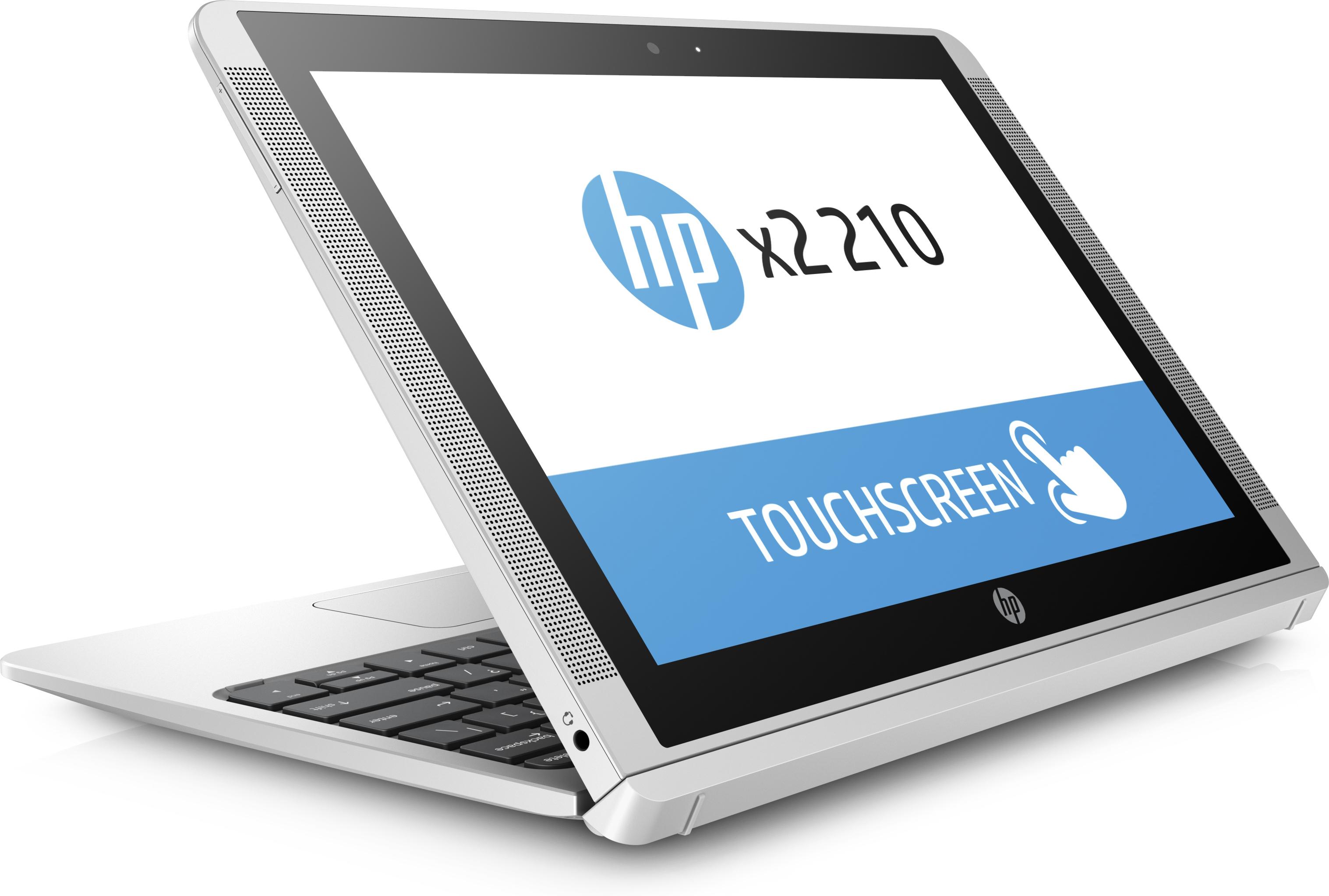 HP x2 210 G2 L5H40EA#ABU Atom x5-Z8350 2GB 32GB 10 1Touch BT CAM Win 10 Pro  Silver