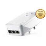 Devolo Magic 2 LAN triple 2400 Mbit/s Ethernet LAN White
