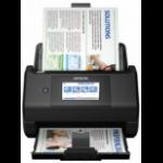 Epson WorkForce ES-580W ADF + Sheet-fed scaner 600 x 600 DPI A4 Black