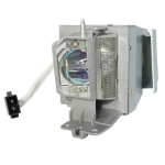 DELL Generic Complete Lamp for DELL 1220 projector. Includes 1 year warranty.