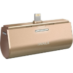 iWALK Link Me 3000L Lithium-Ion (Li-Ion) 3000mAh Gold power bank