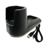 Unitech 5000-900009G Active holder Black holder