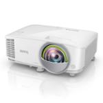 Benq EW800ST data projector Short throw projector 3300 ANSI lumens DLP WXGA (1280x800) 3D White