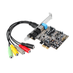 Siig DP SoundWave 7.1 PCIe