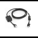 Zebra CBL-DC-381A1-01 power cable Black