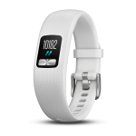 "Garmin vívofit 4 Wristband activity tracker 0.61"" MIP Wireless White"