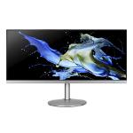 "Acer CB2 CB342CK C 86.4 cm (34"") 3440 x 1440 pixels UltraWide Quad HD LCD Silver"